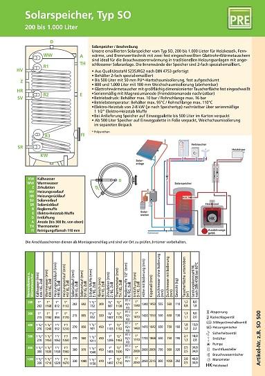 solarspeicher, speicher, boiler,, tank, pre, prehalle, heizkessel, heizung, pufferspeicher, günstig, kombispeicher, holzvergaser, wärmepumpe, edelstahl, klempner